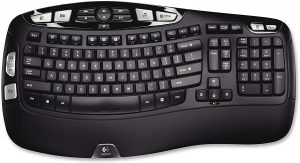 clavier Logitech Wireless Keyboard K350​